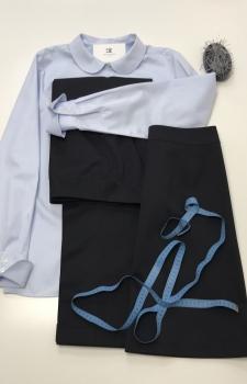 Школьная юбка и брюки