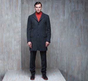 Пальто мужское на заказ