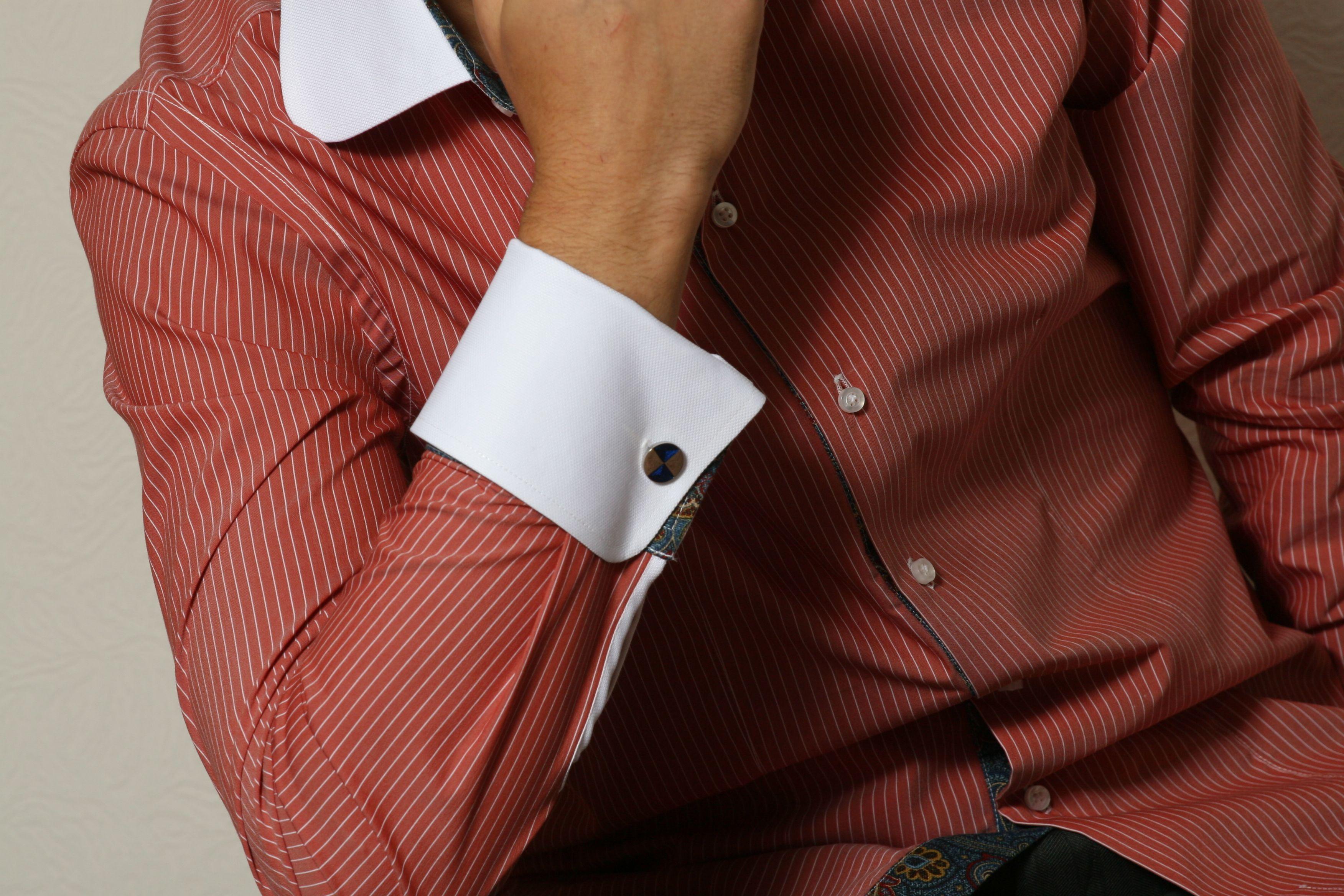 Сшить мужские рубашки на заказ ателье 10