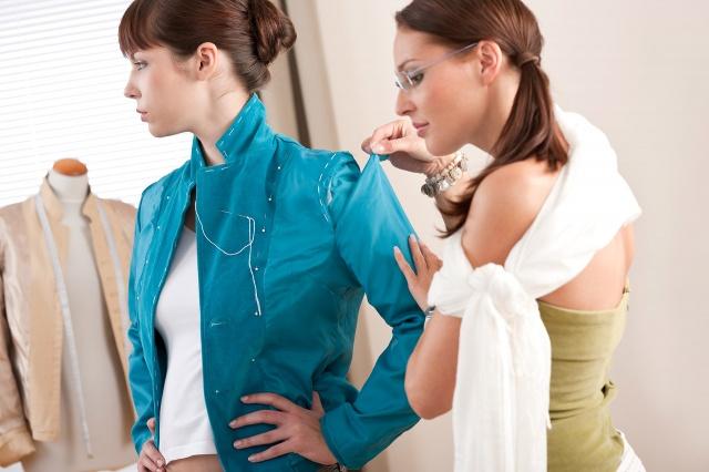Пошив женской одежды на дому