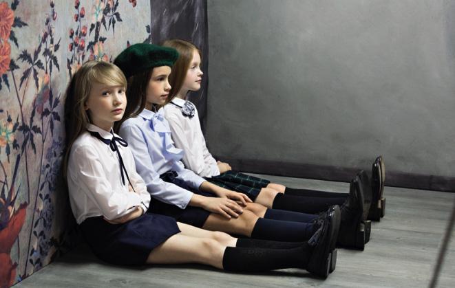 Салон-ателье «Тейлоринг» принимает заказы на пошив школьной формы для частных и государственных учебных заведений
