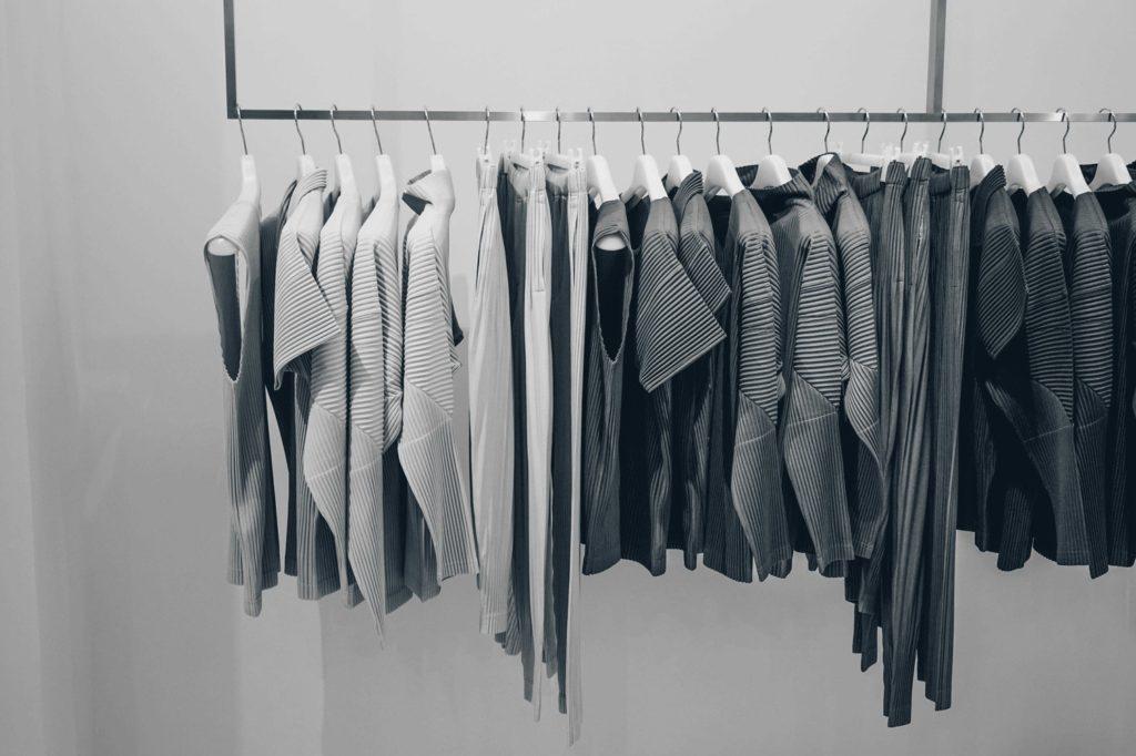 Прейскурант на пошив одежды